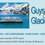 Four Dudes, Glaciers, and an Alaskan Cruise Ship