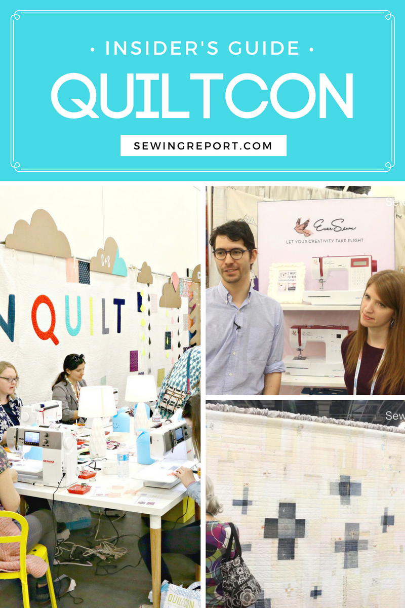 quiltcon insiders guide
