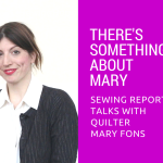 Quilter Writer Mary Fons Blog Title