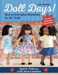 C&T Publishing book Doll Days cover