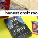 Honest Craft Room Tour | November 2016