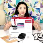How the Heck Do You Use a Sewing Machine??? [Video Lesson for Beginners]