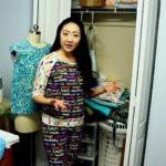 SEWING ROOM TOUR | Legit Honest Craft Room