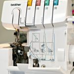 How to Thread the Brother 1034D Serger