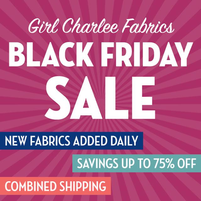 Girl Charlee BlackFridaySale2017