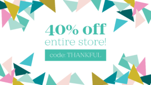 shannon brinkley black friday 40 percent off