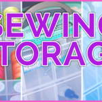 Sewing Room Organization + Storage Solutions | BINS & THINGS