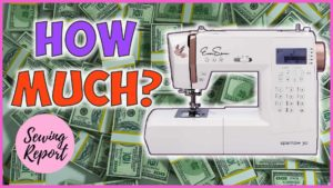 How Much Should You Spend on a Sewing Machine