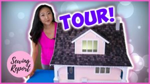 Dollhouse Tour Beachside Bungalow