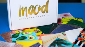 Mood Designer Fabrics Swatch Club