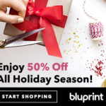 Bluprint Subscription: Enjoy 50% Off Craftsy Purchases All Holiday Season
