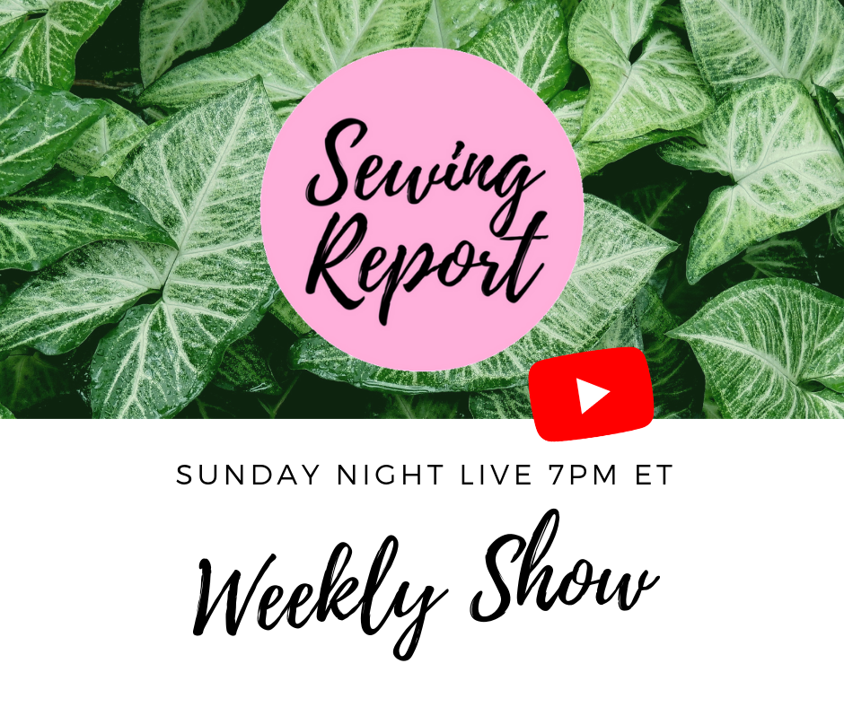 Sewing Report Live