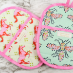 Super Simple Pot Holders | Free Pattern + Tutorial