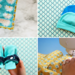 Easy Baby Gift Ideas | 5 Free Sewing Patterns + Tutorials
