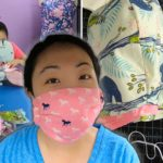 VLOG: Sewing Face Masks | Exchanging Fabric at a Gas Station??