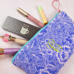DIY Cosmetic Bag | Easy Zipper Pouch Sewing Project