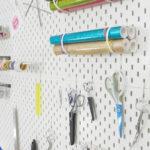 IKEA Skådis Pegboard System | Easy Installation Tips