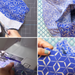 Sewing Pattern Instructions b6688 butterick womens blouse