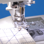 How to Sew Basic Straight Stitches on a Sewing Machine | Beginner Lesson