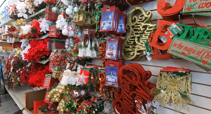 Buying Holiday Stuff at the Dollar Store? | Honest Thoughts