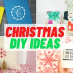 Fun Christmas DIY Gift & Decor Ideas | Handmade Holiday Crafts + Sewing Projects