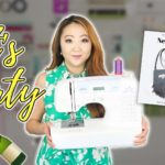 NYE Sew Along Party | Sew a Bag Live | Sulky + Sallie Tomato