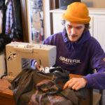 Jack Sews sewing machine