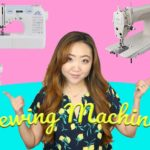 Sewing Machine Types Explained | Domestic, Serger, Coverstitch, Embroidery