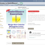 Embrilliance Essentials Embroidery Software Upgrade & Walkthrough