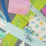 Scrap Fabric Pieces