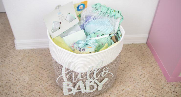 Baby Shower Basket-3